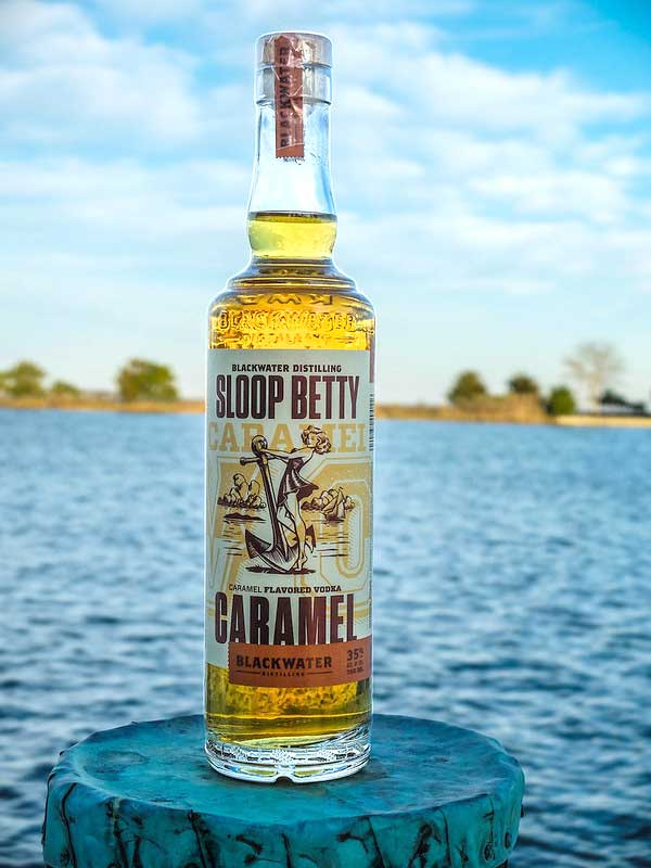 Sloop Betty Caramel Vodka